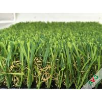 Wholesale Decorative Leisure Artificial Grass Carpet / Landscaping rugs 18700Dtex 8 Years Warranty from china suppliers