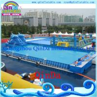 Wholesale inflatable pool frame swimming pool large inflatable pool for sale from china suppliers