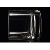 Quality Cylinder Insulated Recycled Glasses Tumblers Transparent Microwave Safe for sale