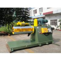 Wholesale Full - Automatic Hydraulic Decoiler Machine For 10 Tons Metal Sheets Coils from china suppliers