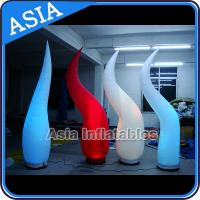 China Outdoor and Indoor LED Lighted Custom Inflatable Yard Decoration on sale