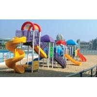 Wholesale playground and equipment P-077 from china suppliers