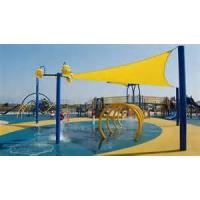 Wholesale Kids / Adults Entertainment Cartoon Spray Park Equipment , 0.3 - 0.6m Water Depth from china suppliers