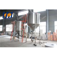 Wholesale ABS PS PP PVC Vertical Mixer Machine High Concentricity Steedy Operation from china suppliers
