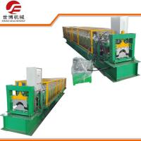 Wholesale Professional Metal Roof Automatic Roll Forming Machine For Ridge Cap from china suppliers