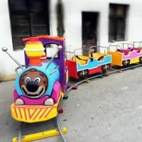 Wholesale Hot Sale Chinese Factory Amusement Park Fun Rides Kids Electric Mini Track Train from china suppliers