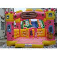 Wholesale International Market Inflatable Bouncer , Good Design Inflatable Bouncers For Sale Canada from china suppliers