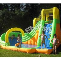 China big water slides for sale on sale