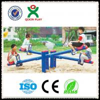 Wholesale Animal Shape Plastic Seesaw , Outdoor Playground Structures Used Kids Seesaw For School from china suppliers