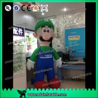 Wholesale Event Decoration Inflatable Mascot Custom Inflatable Mario from china suppliers