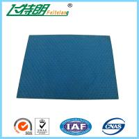 IAAF Rubber Flooring Playground SurfacesArtificial Waterproof Synthetic