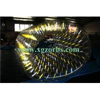 Wholesale Glow in the dark inflatable aqua roller ball for adults and children from china suppliers