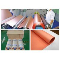 Wholesale Rolled Copper Foil For Conductive Tape, Custom Inner Diameter Copper Foil Sheet Roll from china suppliers