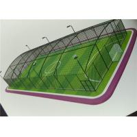 Wholesale 6 Meters High Outdoor Sports Facilities Durable Futsal Pitch Standard Fence from china suppliers