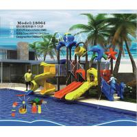 Quality 2018 Most popular children outdoor playground plastic slide 800*410*520CM for sale