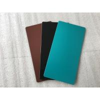 Buy cheap Colorful Metal Sandwich Panels For Aluminium Wall Cladding Systems from wholesalers