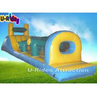 Wholesale Amusement Giant Kids Inflatable Water Toys With Slide 14M X 1.6M X 1.5M from china suppliers