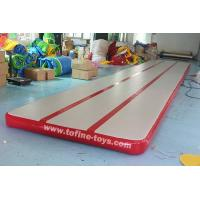 Wholesale Durable Drop Stich Inflatable Gym Mattress For Training from china suppliers
