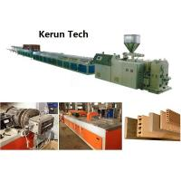 Wholesale Good Performance ABS Plastic Profile Production Line EASY TO USE from china suppliers