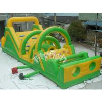 Quality inflatable obstacle course for sale for sale