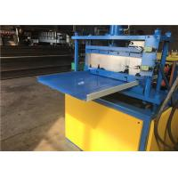 Wholesale Durable Standing Seam Roll Forming Machine 1 Inch Chain Transmission Low Noise from china suppliers
