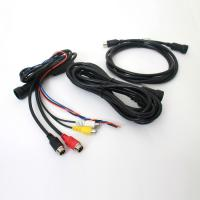 Wholesale Warerpoof Video And Power BNC Cable , CCTV Security Camera Audio Video Cable from china suppliers