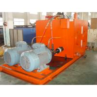 China High Pressure Hydraulic Pump System Hydraulic Valve Body Channel Assembled on sale