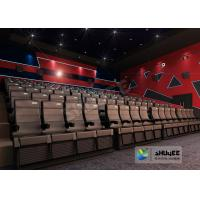 Wholesale Digital 4D Movie Theater / Cinema Equipment For Hollywood Bollywood Movies from china suppliers