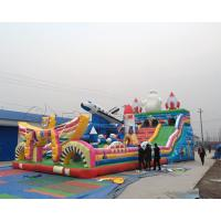 Wholesale 2017 Fashion SPACE INVADERS design Kids Giant Inflatable playground from china suppliers
