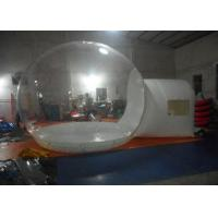 Wholesale 4m Dia White Transparent Bubble Tent House For Camping / Bubble Tree Tent from china suppliers