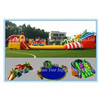 Wholesale Playground Children Inflatable Slide with Blower (CY-M2141) from china suppliers