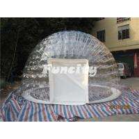 Wholesale Square Inflatable Air Tent UV protective for Exhibition / Advertising from china suppliers