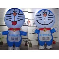 Wholesale Doraemon Custom Custom Advertising Inflatables Customized Walking Costume Mascot from china suppliers