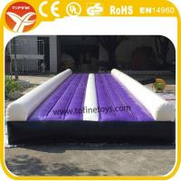 China 2016 inflatable tumble track for sale on sale