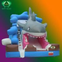 Wholesale Shark Inflatable Slide from china suppliers