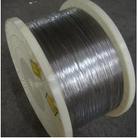 Wholesale Bright Surface Stainless Steel Flat Wire High Elasticity Excellent Straightness from china suppliers