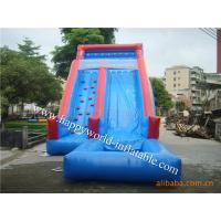 China giant inflatable water slide , giant inflatable water slide for sale,inflatable pool slide on sale