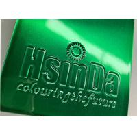 Wholesale Candy Green Color Transparent Polyester Powder Coating Paint For Auto from china suppliers