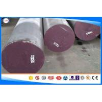 SAE3310 / DIN1.5752 Hot Forged Steel Bar Rod With Q + T / Black / Grinded