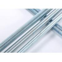 Wholesale Grade 4.8 / 6.8 / 8.8 Threaded Rods For Construction Building DIN Standard from china suppliers
