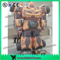Wholesale Giant Movie Inflatable Robot Customized 5M Inflatable Transformers For Advertising from china suppliers