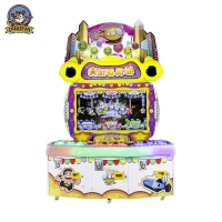 Wholesale Amusenment Park Fun Crazy Toy City Kids Pitching Machine from china suppliers