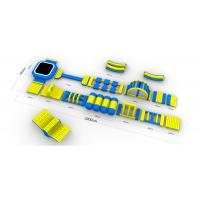 China Outdoor Inflatable Water Park With Inflatable Seesaw And Inflatable Water Slides on sale