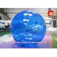 China Blue Outdoor Sports Games Inflatable Ball Suit Wooden Floors Use Customized on sale