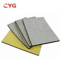 China 100% Closed Cell HVAC Duct Insulation Foam Polyethylene Sheet Roll Xpe / Ixpe on sale