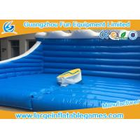 Wholesale Super Popular Jet Surf Air Inflatable Surfboard Mechanical Rodeo Game For Adults from china suppliers