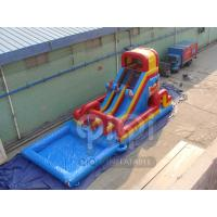 Wholesale Neverland Pirate Water Slide With Pool from china suppliers