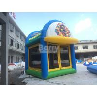 China Customized Commercial Bounce House , Bouncing Castle For Children on sale