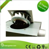 Wholesale 125mm Thin Durable Silent Inline Fan / Square Inline Centrifugal Duct Fan from china suppliers