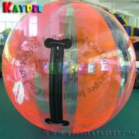 Wholesale Colour water ball,TIZIP zipper inflatable ball, water game Aqua fun park water zone KWB006 from china suppliers